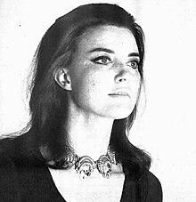 Ilaria Occhini nel 1972