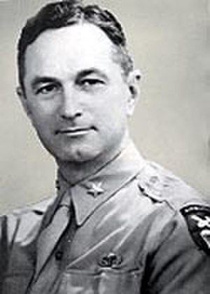 17th Airborne Division (United States) - William Miley, seen here as a brigadier general, commanded the 17th Airborne Division for the entirety of its activation.