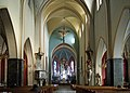 Immaculate Conception Church (interior), 18 Rakowicka street, Krakow, Poland.jpg