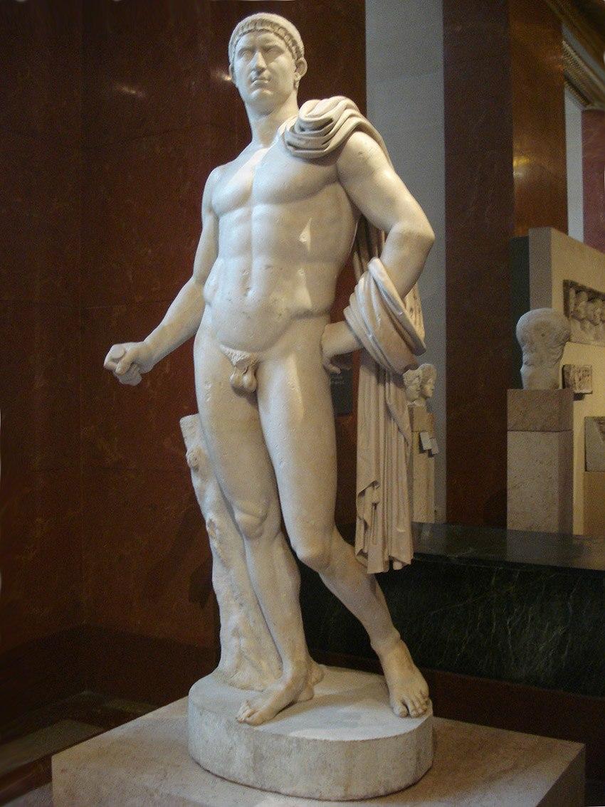 Imperador Oto - Louvre - 69 aC
