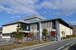 Inazawa City Central Library ac (5).jpg