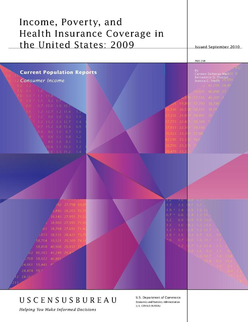 Income, Poverty, and Health Insurance Coverage in the United States- 2009.pdf