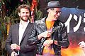 Independence Day- Resurgence Japan Premiere- Liam Hemsworth & Jeff Goldblum (27943022854).jpg