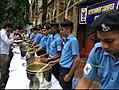 Indian Navy extends support during 2017 Mumbai flood (5).jpg