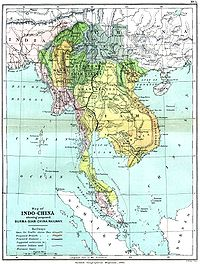 Indochina 1886.