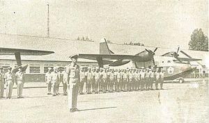Indonesian Navy - Grumman HU-16 Albatross of the naval aviation, 1950s–1960s