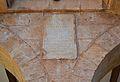 Inscripció romana a l'ajuntament de Dénia.JPG