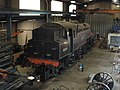 Inside the railway workshops, Buckfastleigh - geograph.org.uk - 1252308.jpg