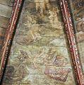 Interieur koor, gewelfschilderingen, vak 4, detail, na restauratie - Warmenhuizen - 20356248 - RCE.jpg