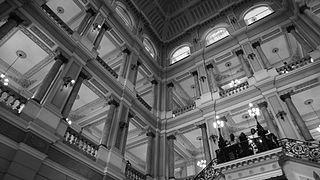 Interior, Biblioteca Nacional do RJ