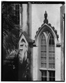 Interior looking east - French Protestant Huguenot Church, 136 Church Street, Charleston, Charleston County, SC HABS SC,10-CHAR,71-11.tif