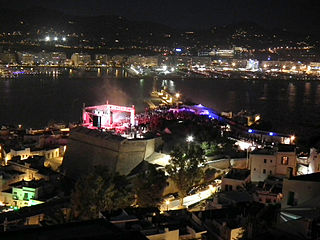 International Music Summit 3-day dance music conference that takes place in Ibiza