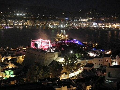 International Music Summit 2011, Ibiza