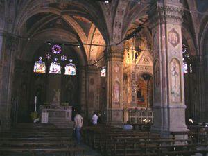 Orsanmichele - Interior of Orsanmichele