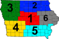 Iowa DOT districts.png