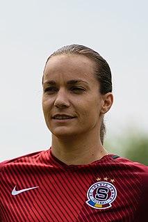 Lucie Martínková Czech footballer