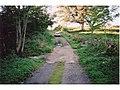Irish bridge, Kirkharle - geograph.org.uk - 58516.jpg
