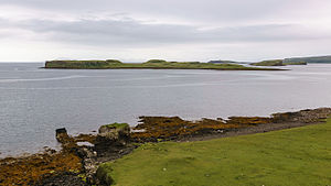 Isay - Isay from the coral beaches on Skye