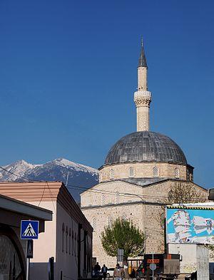 Ishak Çelebi Mosque