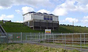 Island Barn Reservoir - Sailing Club at Island Barn
