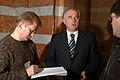 Islands statsminister, Halldor Asgrimsson under presskonf. vid nordiska radets session i Stockholm 2004-10-31.jpg
