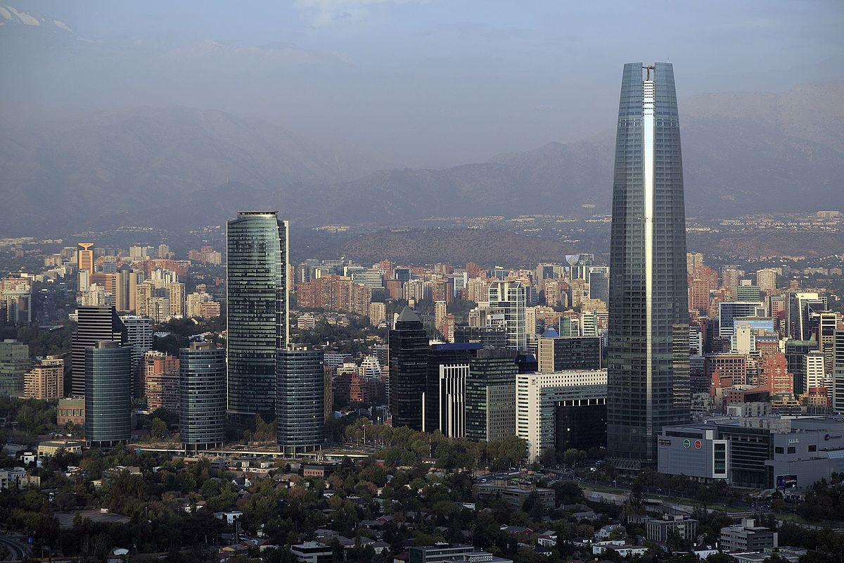 Economy Of Chile Wikipedia