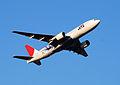 JAL B777 haneda .JPG