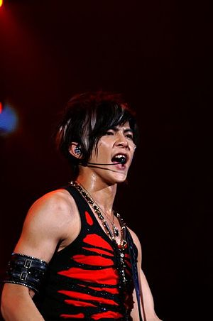Jiro Wang - Fahrenheit's concert in Hong Kong, 2009