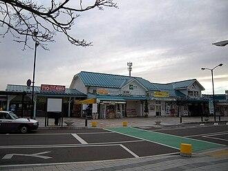 Miyako Station - JR Miyako Station in October 2012