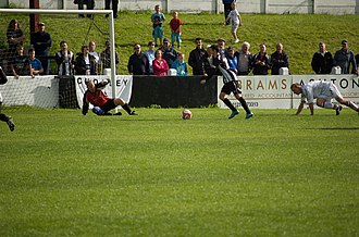 Chorley F.C. - Image: Jack Dorney Chorley