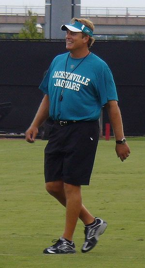 Jacksonville Jaguars - In each of his first five seasons, Jack Del Rio's defense ranked in the top 10 in yards allowed.