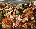 Jacopo Bassano - The Way to Calvary - Museum of Fine Arts Budapest.jpg