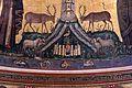 Jacopo torriti, jacopo da camerino e altri aiuti, cristo, angeli, croce gemmata, gregge e santi, 1291, 04 gerusalemme celeste.jpg