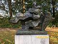 Jacques Lipchitz - Gevecht van Jacob met de engel - 1932 - Middelheimmuseum.jpg