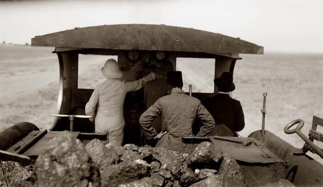 Jaffa-Jerusalem, Palestine Railways 1920