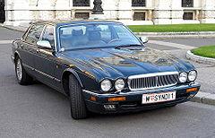 Jaguar Xj X300 Wikipedia Wolna Encyklopedia