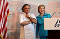 Jairam ramesh with Clinton.jpg