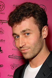 James Deen American pornographic actor, director, producer and blogger