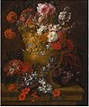 Jan Baptist Bosschaert - Still life of flowers in a sculpted stone urn 2.jpg