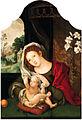 Jan Gossaert - the virgin and child with orange.jpg