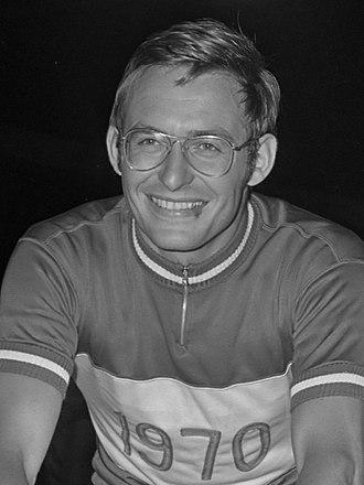 Jan Jansen (cyclist) - Jan Jansen (1970)