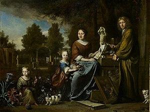 Agneta Block (Emmerich 29-10-1629 – Amsterdam ...