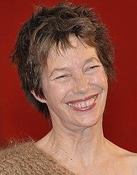 Jane Birkin ved Filmfestivalen i Venedig 2009.