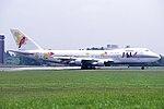 Japan Air Lines Boeing 747-146 (JA8115 20531 197) (46333463934).jpg