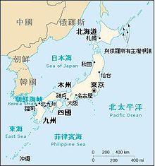 sea of japan simple english wikipedia the free encyclopedia