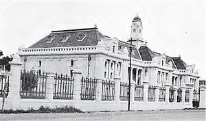 Museum Bank Indonesia - The old bank building in 1918.