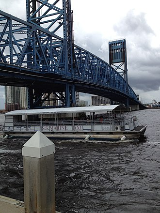 Jacksonville Water Taxi - Image: Jaxwatertaxi