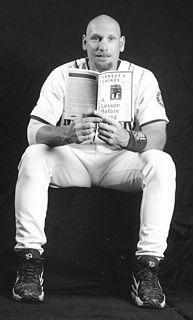 Jay Buhner American baseball player