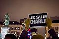 Je suis Charlie, Place Luxembourg, Bruxelles, le 7 Janvier 2015 (19).jpg