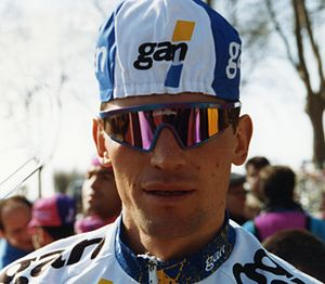 Jean-Claude Colotti - Colotti at the 1993 Paris–Nice
